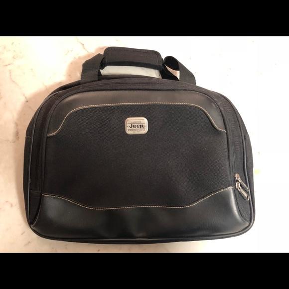 fbf641c374 Jeep Bags | Laptop Case | Poshmark